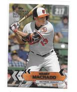2017 Topps National Baseball Card Day Manny Machado Promo Card - $2.95
