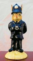 """Royal Doulton Bunnykins Figurine - """"Policeman"""" DB64 - $14.24"""