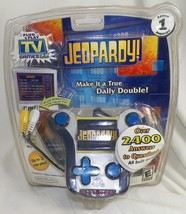 New Jeopardy Plug & Play Tv Video Game Jakks Pacific -K5 - $14.99