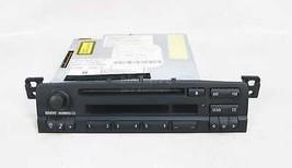 BMW E46 Business CD Player Head Unit Radio Blaupunkt CD43 1999-2001 OEM w Fault - $58.41