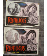 Reptilicus Lobby Cards Mexican - $24.99