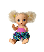 Hasbro Baby Alive Super Snacks Snackin Noodles Doll Blonde Hair Blue Eye... - $12.86