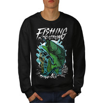 Fishing Hobby Jumper Fisherman Men Sweatshirt - $18.99+