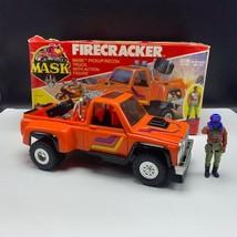 MASK Kenner vintage Firecracker pickup truck M.A.S.K. action figure toy ... - $321.75