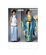Butterick Patterns B6267E50 Misses Costume, E5 (14-16-18-20-22) - $14.70