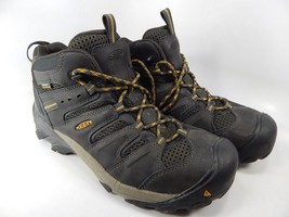 Keen Lansing Sz 9.5 M (D) EU 42.5 Men's Waterproof Steel Toe Work Shoes 1018079