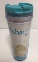 Rare 2004 Starbucks Bahamas Global Icons Tumbler Pre-Owned 12 oz - $28.04