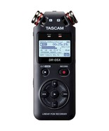 TASCAM - Stereo Handheld Digital Audio Recorder and USB Audio Interface - $172.56