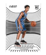2015-16 Cameron Payne Panini Clear Vision Rookie - Oklahoma City Thunder - $1.19