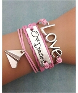 Infinity Love One Direction Airplane Friendship... - $5.00