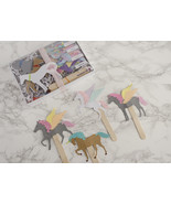 Unicorn Paper Puppet Kit for Kids and Adults - £23.04 GBP