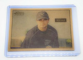 MLB TED LILLY TORONTO BLUE JAYS 2009 BOWMAN HERITAGE BASEBALL MNT - $1.79