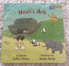 Noah's Ark by Susan Collins Thoms Baby Board Book - $5.48