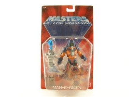 Masters of the Universe Man-E- Faces Action Figure - $23.75