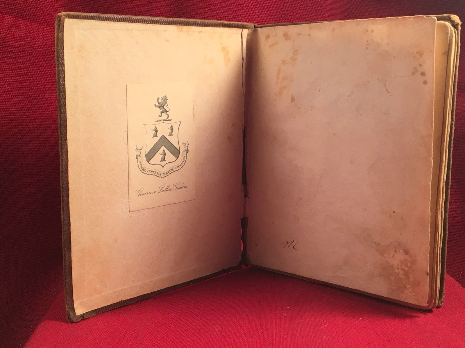 Mother Goose's Melodies The Only Pure Edition, early rare printing, ca. 1843