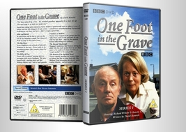 BBC DVD - One Foot In The Grave Series 1 DVD - $20.00
