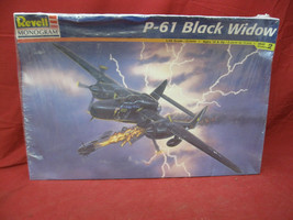 1/48 Scale P-61 Black Widow Plane Model Kit New Sealed - $29.69