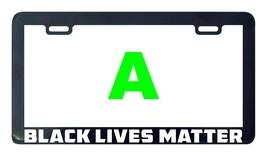 Black lives matter license plate frame tag holder - $6.99