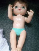 Baby Alive Sweet Tears Baby Doll Works Blonde Interactive 2016 Hasbro light image 8
