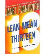 Lean Mean Thirteen: A Stephanie Plum Novel Janet Evanovich - $3.99