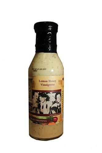 DeRomo's Lemon Honey Viniagrette Salad Dressing