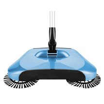 Lazy Automatic Hand Push Sweeper Broom Household Cleaning Without Electr... - $34.98