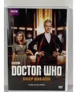 Doctor Who Deep Breath DVD 2014 BBC  - $5.93