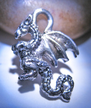 Haunted Charm Free W Any Order Guardian Protection Magick Dragon Witch Cassia4 - $0.00