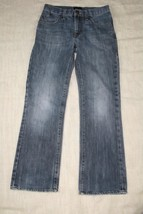 Rock & Republic TobyWomens Straight Leg Denim Jeans Sz 16x30 - $23.36