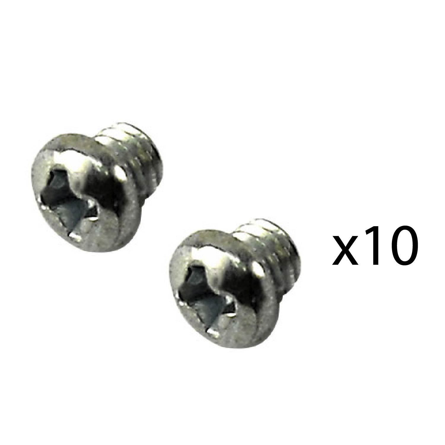 10 Pairs Lower Blade Replacement Screws for Andis Master Fade Master Phat Master - $19.99