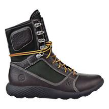 Timberland Flyroam Tactical Leather Men's Boot Dark Brown/Green TB0A1NK3 - $119.96