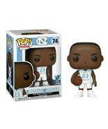 NEW SEALED Funko Pop Figure Michael Jordan North Carolina Away Road Jersey - $18.51