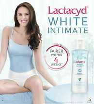 LACTACYD WHITE INTIMATE WHITENING DAILY FEMININE WASH HYPOALLERGENIC 60 ml. - $9.50