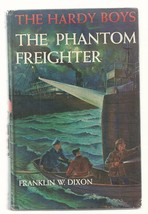 Hardy Boys THE PHANTOM FREIGHTER 1st picture cover Ex++  1947 - $12.60