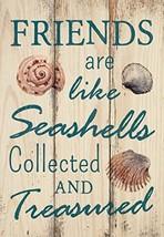 P. GRAHAM DUNN Friends Seashells Collected Treasured Natural 4.5 x 6.5 S... - $20.93