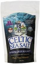 Celtic Sea Salt Makai Pure Gourmet Sea Salt, 8 Ounce - $14.96