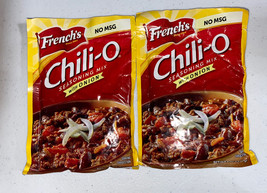 French's Chili-O with Onion, 2.25 oz - 2 packs - $15.90