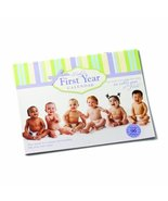 Nat and Jules Baby's First Year Calendar - $14.69