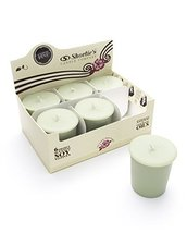 Tahoe Pine Highly Scented Hand Poured Green Natural Soy Votive Candles -... - €14,90 EUR