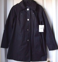 New London Fog Wome's Hooded Trench Coats Variety Color Size M - $56.99