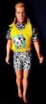 Ken Doll 1990 Big Step Prods Inc & Hasbro Inc. Man Doll Vintage Collectible Item - $9.72