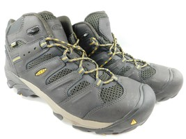 Keen Lansing Mid Top Size 12 M (D) EU 46 Men's WP Steel Toe Work Boots 1... - $105.25 CAD