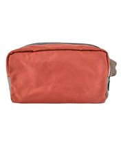 Dolce & Gabbana Mens Nylon & Dauphine 652 Bag Red - $120.30