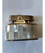 Vintage Ronson mother of pearl lighter made in England - $35.00
