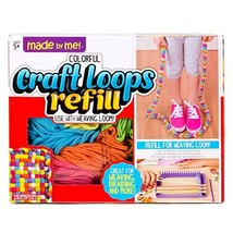 Made By Me Craft Loops Refill by Horizon Group USA - $6.44