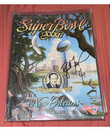 Brett Farve Super Bowl XXXI autographed program - $199.99