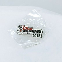 Disney Store VoluntEARS 2018 RARE Cast Member Exclusive Hard to Find Disney Pin - $29.69