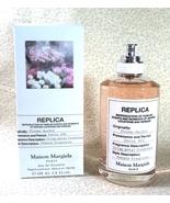 Maison Margiela Replica Flower Market EDT Spray - 3.4 oz. -No Cap Cover NIB - $105.99