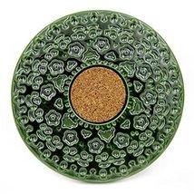 Hand-painted Portuguese Ceramic Multi-Use Trivet - $19.95