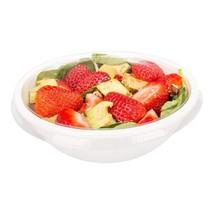 Cold Salad Bowl Lids - Clear Plastic - Fit's 17.6 oz Salad Bowls - 200ct... - $56.25